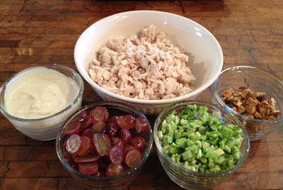 Freeze Dried Honey Almond Chicken Salad