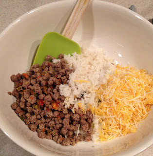 Cheesy Rice With Beef Shelf Reliance