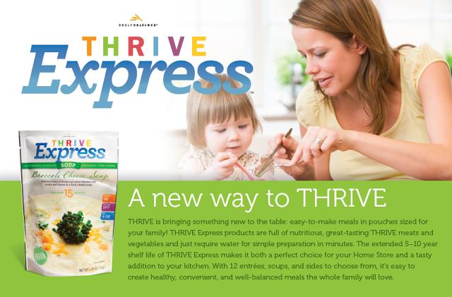 THRIVE Express