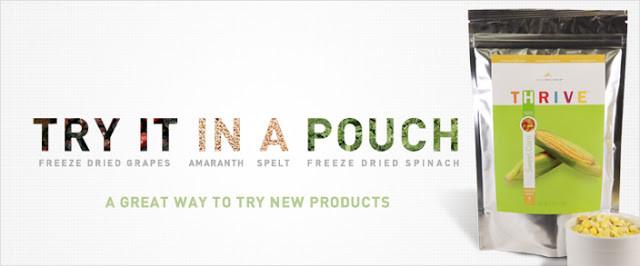 Shelf Reliance Freeze Dried Food Pouch