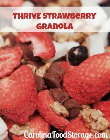 THRIVE Life Granola