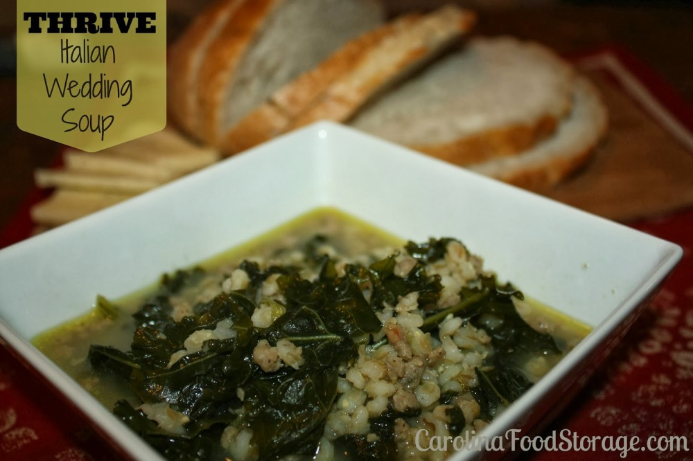 THRIVE Spinach Barley Sausage