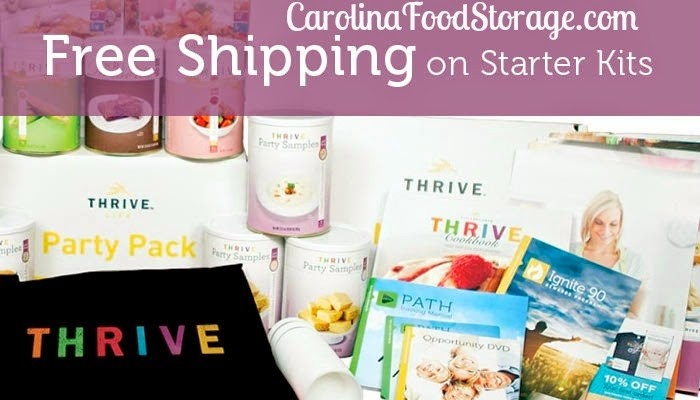 thrive life consultant