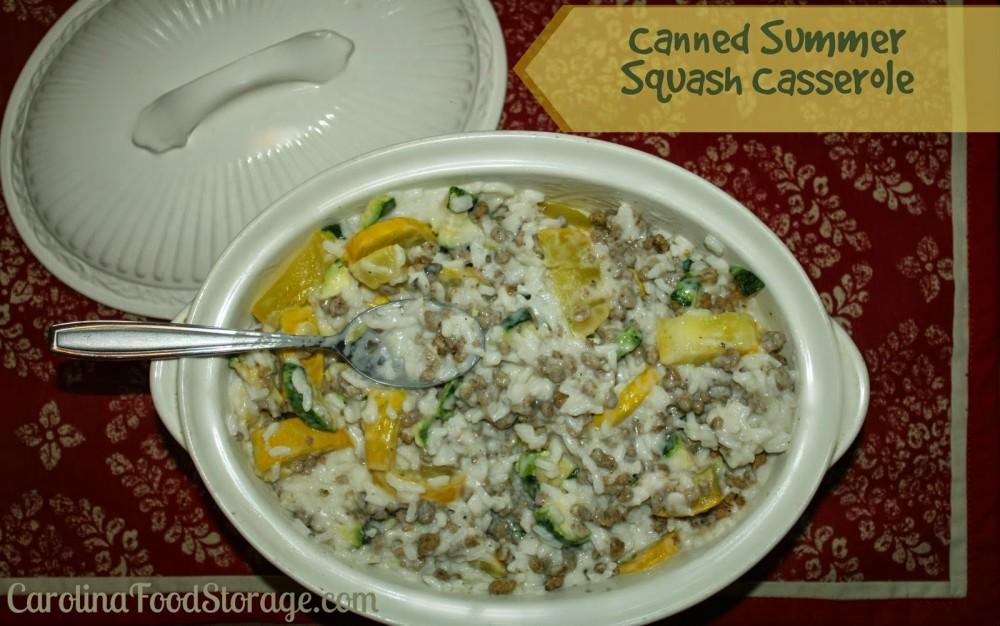 squash casserole thrive life