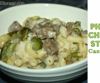 Philly-Cheese-Steak-Casserole-Thrive-food-storage