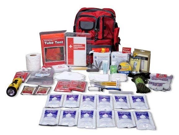 Basic 2-person Emergency Kit