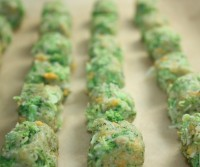 Broccoli Tots Cheese